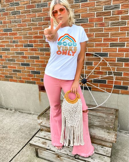 Groovy summer vibes  http://liketk.it/3idLy #liketkit @liketoknow.it #LTKunder50 #LTKitbag #LTKstyletip You can instantly shop my looks by following me on the LIKEtoKNOW.it shopping app