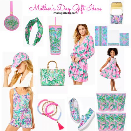 Mother's Day Lilly Pulitzer gift ideas just for you! 🌺 🌸 💐   #LTKSeasonal #LTKkids #LTKfamily
