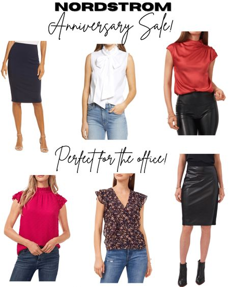 Office attire - Nordstrom Anniversary Sale! @liketoknow.it http://liketk.it/3jTYu #liketkit #LTKworkwear #LTKsalealert #LTKunder50 #nsale #nordstrom #sale #workwear #workoutfits