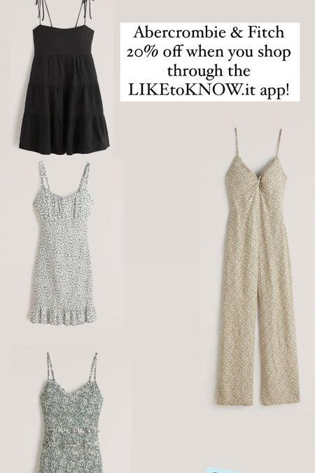 Abercrombie & Fitch 20% off just shop through the LIKEtoKNOW.it app!  #liketkit @liketoknow.it http://liketk.it/3hjna #LTKswim #LTKstyletip #LTKunder50