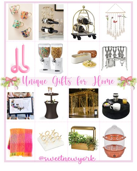 Gift guide for home unique gifts http://liketk.it/30YqA #liketkit @liketoknow.it #LTKgiftspo #LTKfamily #LTKhome