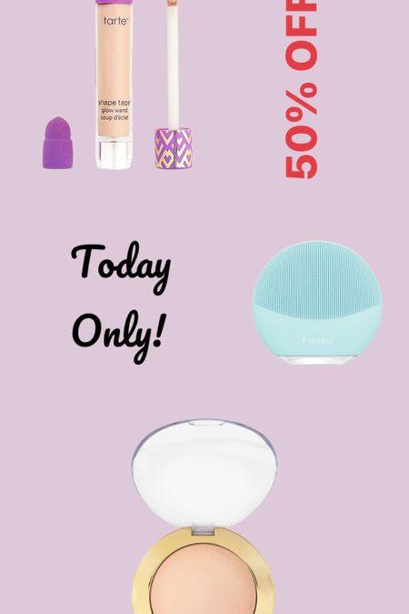 50% OFF! Today only 👄   #LTKbeauty #LTKunder100 #LTKunder50