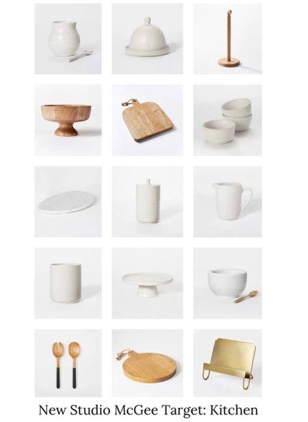 New Studio McGee kitchen favorites!  #LTKunder50 #LTKunder100 #LTKhome