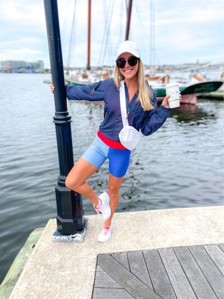 Outdoor Voices Set  Bra: small  Shorts: XS  Jacket: XS    #LTKfit #LTKstyletip #LTKunder100