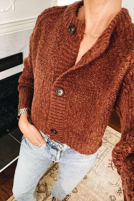New crop sweater!   #LTKstyletip #LTKunder50 #LTKSeasonal