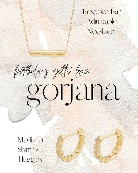 Birthday gifts from Gorjana #gorjana #huggies #jewelry http://liketk.it/3eghd #liketkit @liketoknow.it