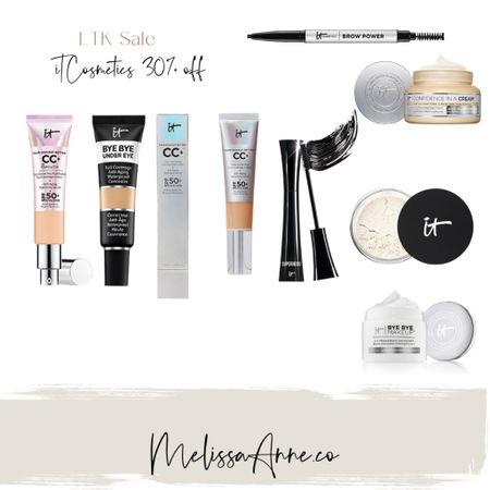 ItCosmetics sale! #foundation #ltkday #ltksale #concealer #makeupbrushes #powder http://liketk.it/3hskp #liketkit @liketoknow.it