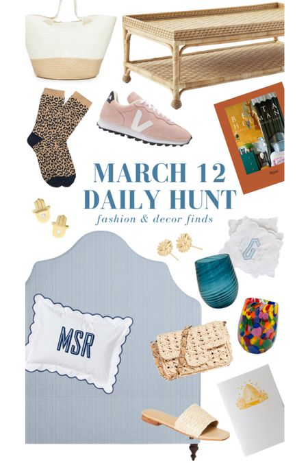 A sample of my March 12 finds. Explore them all on the Daily Hunt page of KatieConsiders.com @liketoknow.it #liketkit http://liketk.it/3ajGi