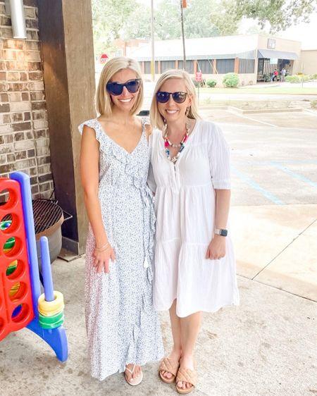 Summer and sun dresses just make sense! http://liketk.it/3huzE #liketkit @liketoknow.it #LTKsalealert #LTKstyletip #LTKunder100 You can instantly shop my looks by following me on the LIKEtoKNOW.it shopping app