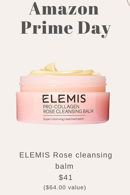 Last day of amazon prime day - Elemis cleansing balm on sale!!    #LTKsalealert #LTKunder50 #LTKbeauty