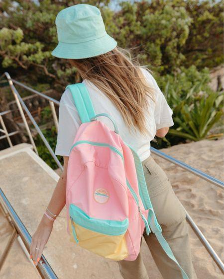 Loving the new Pura Vida hats and backpacks! Super cute. Pair them up with a cute bracelet pack and you'll be stylin' on the beach! 😍   #PuraVida #PuraVidaBracelets #PuraVidabags #backpacks #jewelrybag #travelbags #buckethats #baseballcaps   #LTKsalealert #LTKunder50 #LTKitbag #LTKtravel