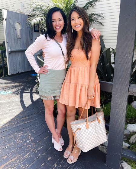 XS in dress TTS, size up half size in wedges http://liketk.it/3gRJF #liketkit @liketoknow.it