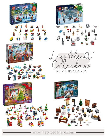 Hurry…Lego advent calendars now on sale!! This never happens this early, snag yours now!!   #adventcalender #lego  #LTKHoliday #LTKsalealert #LTKGiftGuide