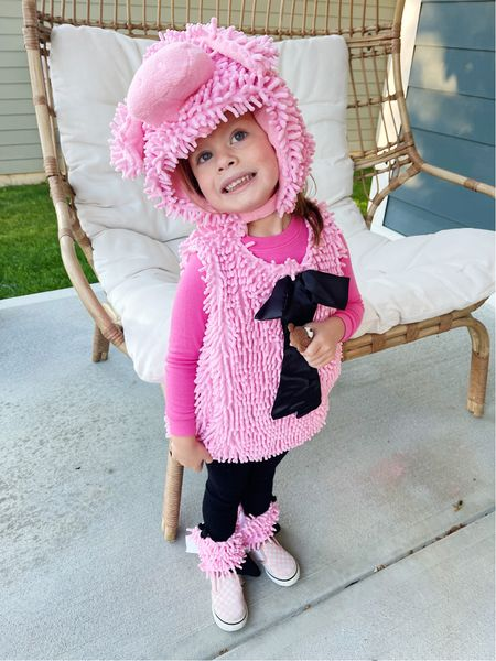 Toddler pig Halloween costume