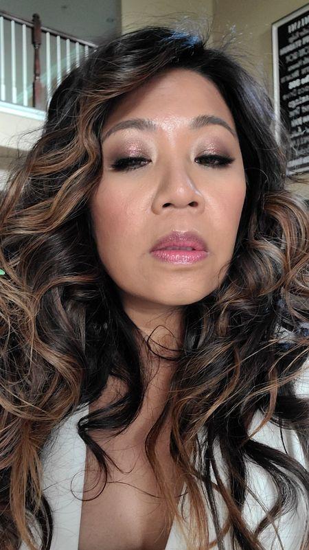charlotte tilbury jewel toned makeup look #beauty #makeup #charlottetilbury #pillowtalk #sephorafinds #sephorahaul #sephora #charlottetilburymakeup