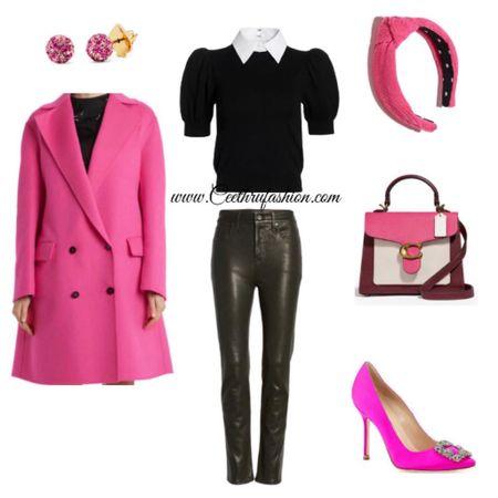 #ThrowbackThursday - Breast Cancer Awareness Edition  #LTKstyletip #LTKSeasonal #LTKworkwear