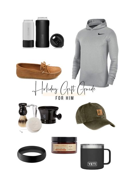 Holiday Gift Guide : For Him🤍  #LTKChristmas #LTKHoliday #christmasgiftforhim  #StayHomeWithLTK #LTKfamily #LTKsalealert
