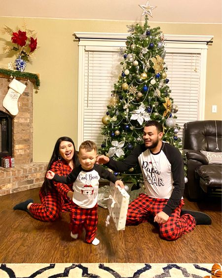 We got our Christmas pajamas for our crew @Kohl's and we love them 😍 they have so many different styles and options for you to choose from for your WHOLE family at amazing prices!    http://liketk.it/33ued #liketkit @liketoknow.it #LTKfamily #LTKstyletip #StayHomeWithLTK #christmaspajamas #familychristmaspajamas #kohlsfamilypajamas #kohls #holidayshopping #christmastradition