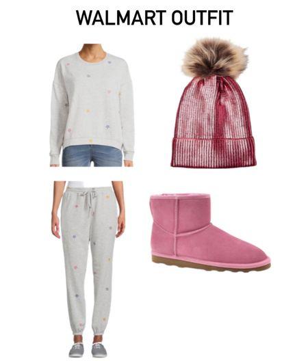 Walmart outfit. Walmart fashion   #LTKstyletip #LTKSeasonal #LTKunder50