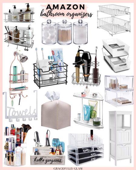 Amazon bathroom storage and organizers  Amazon home organization  Amazon home   http://liketk.it/3hjCB    #liketkit @liketoknow.it #LTKunder100 #LTKunder50 #LTKhome @liketoknow.it.home