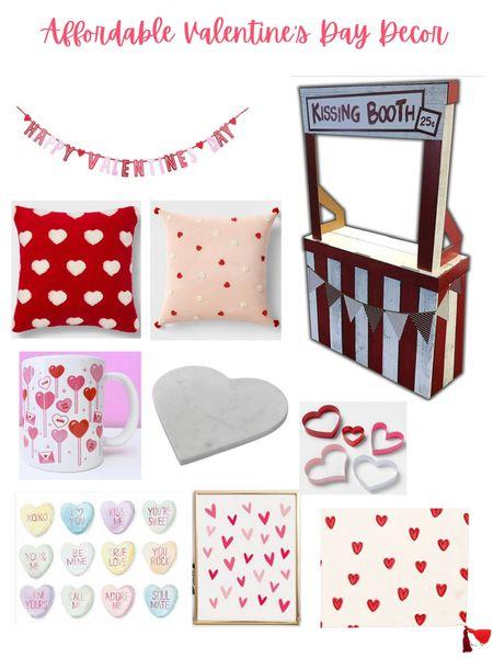 Affordable Valentine's Day Decor ♥️ #LTKSeasonal #LTKVDay #LTKsalealert http://liketk.it/36cW9 #liketkit @liketoknow.it