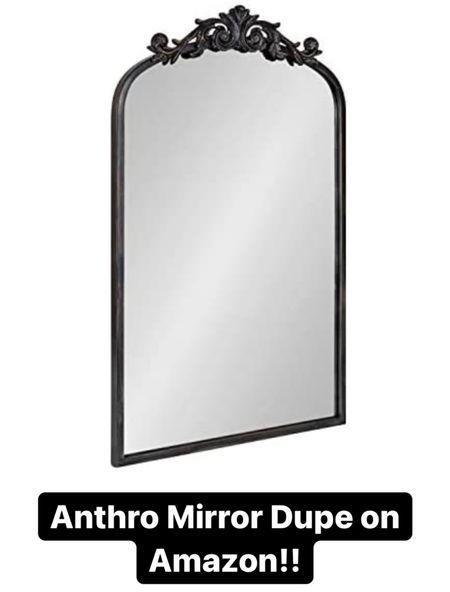 Anthropologie Gleaming Primrose Mirror dupes!     #LTKCyberweek #LTKhome #LTKHoliday