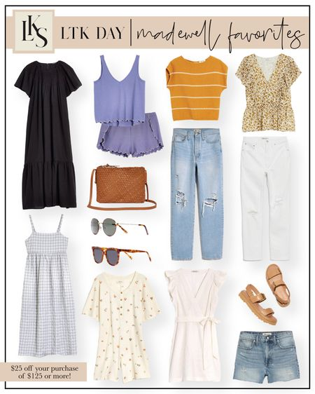 madewell faves from #LTKDay . $25 off your order of $125 @liketoknow.it http://liketk.it/3hkMb #liketkit