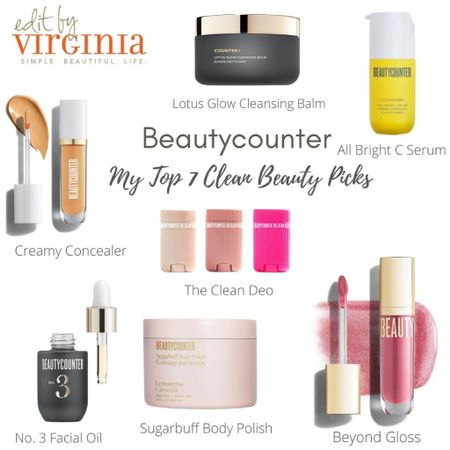 """Did 'ya hear the news?  My favorite clean beauty brand is running a FREE SHIPPING promo! 🧡  So stock up on your favorites, and if you are new to @Beautycounter I am sharing my """"Top 7 Clean Beauty Picks"""" with you in case you need a jumping off point…🛒  Give me allll the Vitamin C Serum, Lip Gloss, Clean Deodorant, Concealer, Facial Oil, Body Scrub (smells ah-mazing) and my favorite multi-tasker: the Cleansing Balm!  AND if you're a new customer you can get 20% off your first purchase with code """"cleanforall20"""".  Bada bing bada boom 💥   #editbyvirginia #tallahasseeblogger #tallahasseeinteriordesign #becounter #cleanupwithbc #goodvibescleanbeauty #beautycounter #cleanbeauty #switchtosafer #beautycounterconsultant #liketkit @liketoknow.it #LTKsalealert #LTKbeauty #LTKunder50 http://liketk.it/3hfkH"""