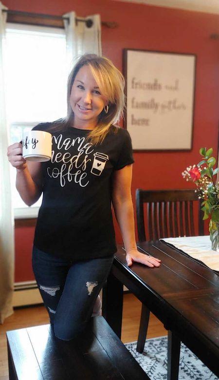 mama needs coffee ☕  #StayHomeWithLTK #LTKhome #LTKfamily