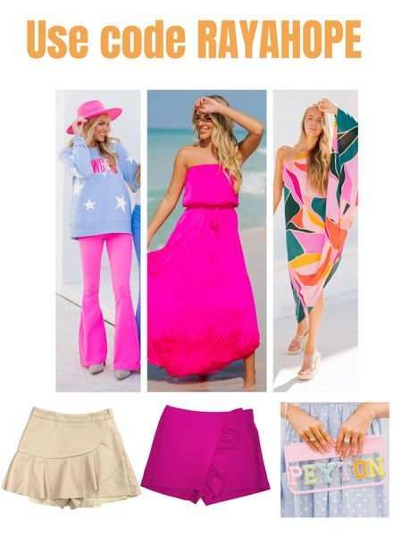 Judith March September try on!  Use code RAYAHOPE to save    Flares Dress Bell bottom  Leather skirt Short Makeup bag