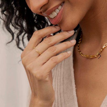 ring, jewelry, gold ring, accessories  http://liketk.it/3iIfF #liketkit @liketoknow.it   #LTKunder100 #LTKstyletip #LTKwedding
