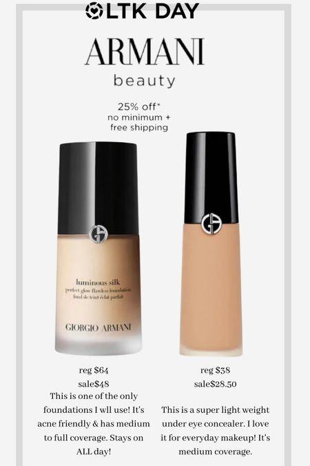 The best foundation I've ever used!!  #LTKDay #LTKbeauty #LTKsalealert