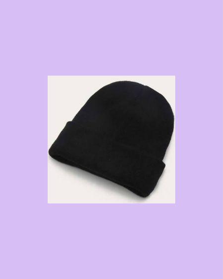 simple black beanie/toque! super inexpensive! http://liketk.it/3cZFC #liketkit @liketoknow.it