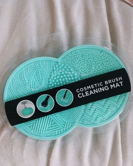 Today I found a dupe for the Sigma Beauty brush cleaning mat from world market! It's basically the exact same thing and 20% of the price! #LTKbeauty http://liketk.it/2I5CR #liketkit @liketoknow.it   Download the LIKEtoKNOW.it shopping app to shop this pic via screenshot