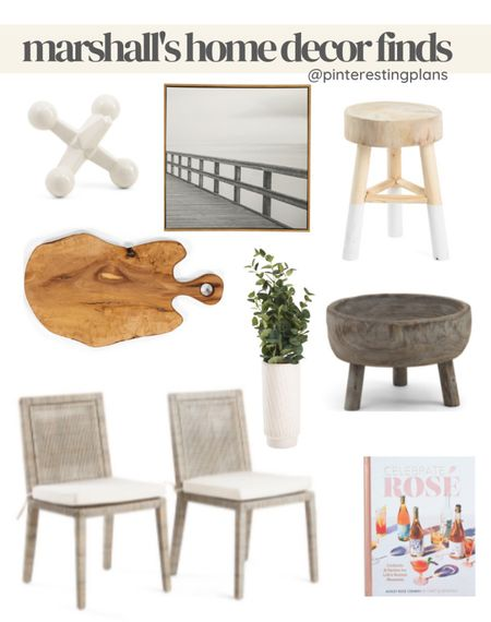 Marshall's home decor finds