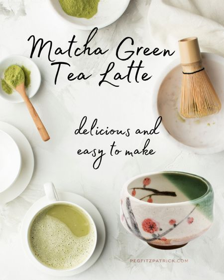 Make your own matcha green tea latte at home! #LTKunder50 #LTKfamily #LTKhome #matchagreentea #greemtealatte Shop your screenshot of this pic with the LIKEtoKNOW.it shopping app http://liketk.it/3cRmX #liketkit @liketoknow.it