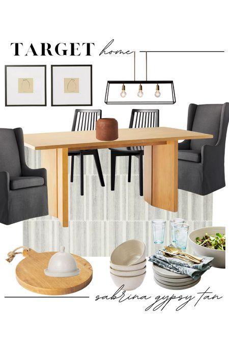 Target home decor dining room decor   #LTKstyletip #LTKsalealert #LTKhome