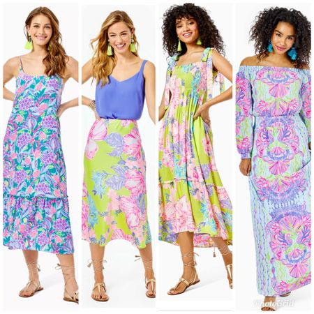 New Arrivals at Lilly Pulitzer!!!!  These are the perfect summer dresses/pieces!!!! 💓💓💓🌸 http://liketk.it/3hf04 #liketkit @liketoknow.it You can instantly shop my looks by following me on the LIKEtoKNOW.it shopping app