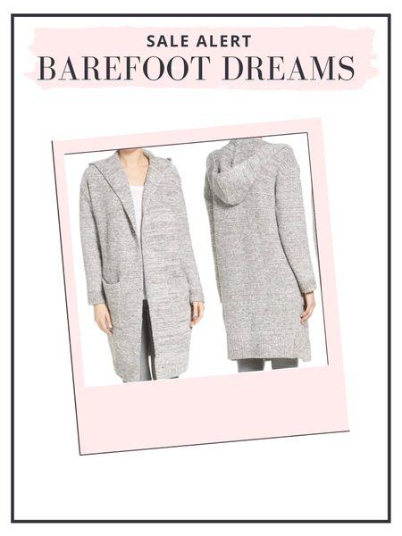 Barefoot Dreams cardigans on sale now! http://liketk.it/3jBwr #liketkit @liketoknow.it #LTKsalealert #LTKunder100