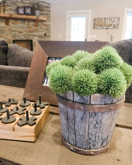 Artificial greenery  Artificial plants  Green dandelions  Faux plant   http://liketk.it/35n88 #liketkit @liketoknow.it   Screenshot this pic to get shoppable product details with the LIKEtoKNOW.it shopping app