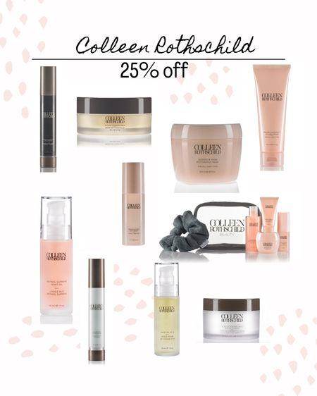 LTK Day. Colleen Rothschild Sale   #LTKbeauty #LTKsalealert #LTKDay