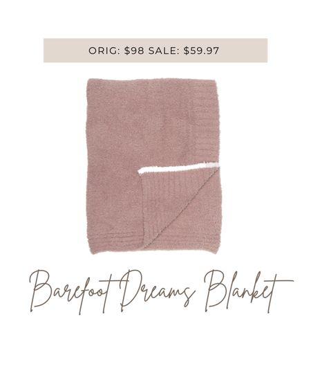 Barefoot dreams blanket sale! http://liketk.it/3j6IG #liketkit @liketoknow.it #LTKfamily #LTKhome #LTKsalealert