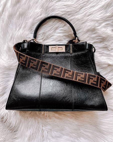 My fendi handbag is on MAJOR sale on Cettire! Strap was a separate purchase   #LTKitbag #LTKsalealert #LTKstyletip