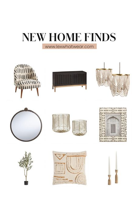 New Home Finds!   #LTKhome