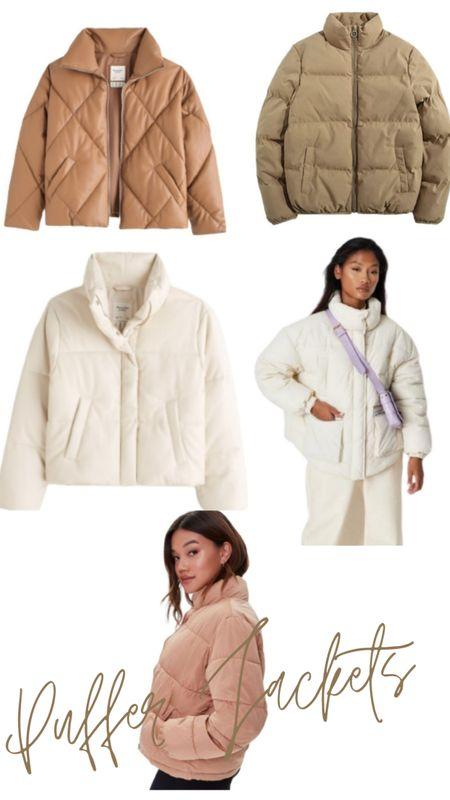 Found some really cute puffer jackets I thought I'd share. Very trendy for fall & winter 👌   http://liketk.it/3pa4d @liketoknow.it #liketkit #LTKGiftGuide #LTKSeasonal #LTKbeauty #LTKsalealert #LTKstyletip #LTKunder50 #LTKunder100