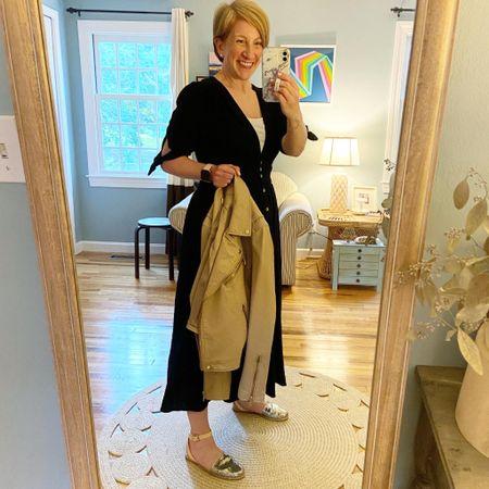 Dress size M (linked) Jacket size M (linked) Sandals older Stuart Weitzman