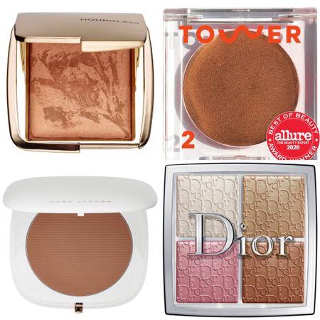 The best bronzers for a healthy glow. Spring/summer makeup, glowwy bronzers   #LTKSpringSale #LTKbeauty #LTKunder50