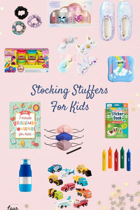 Stocking Stuffer Ideas for Kids   http://liketk.it/32f7I #liketkit @liketoknow.it #LTKgiftspo #LTKkids