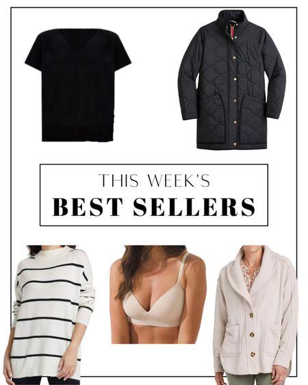 This weeks best sellers