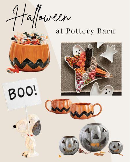 Halloween at Pottery Barn!   #LTKHoliday #LTKfamily #LTKhome